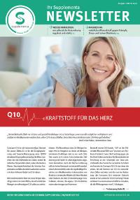 Supplementa Monatsnews im April 2016