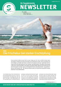 Supplementa Monatsnews im Juni 2016