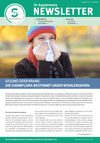 Supplementa Monatsnews im November 2016