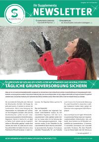 Supplementa Monatsnews im Dezember 2016