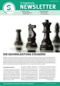 Supplementa Monatsnews im Februar 2017