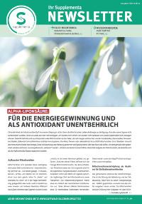 Supplementa Monatsnews im März 2017