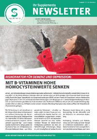 Supplementa Monatsnews im November 2017