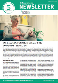 Supplementa Monatsnews im Februar 2018