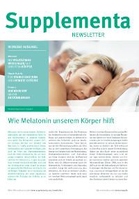 Supplementa Monatsnews im August 2018