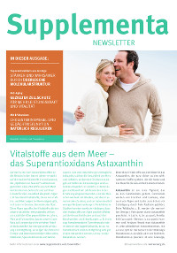 Supplementa Monatsnews im Oktober 2018