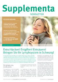 Supplementa Monatsnews im Februar 2019