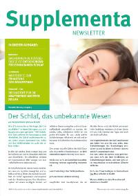 Supplementa Monatsnews im März 2019