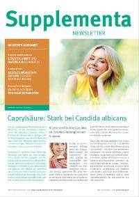 Supplementa Monatsnews im April 2019