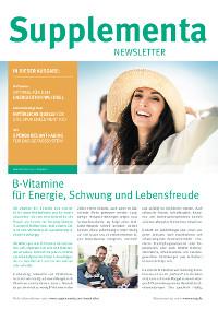 Supplementa Monatsnews im Juli 2019