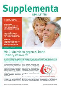 Supplementa Monatsnews im August 2019