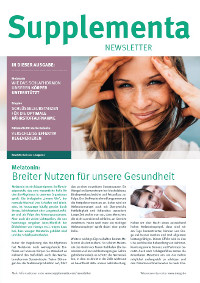 Supplementa Monatsnews im Juni 2020