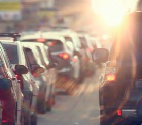 Individualverkehr: nur eine Quelle von Umweltgiften