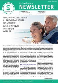 Supplementa Monatsnews im Dezember 2017