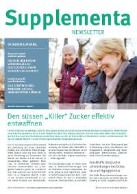 Supplementa Monatsnews im Februar 2021
