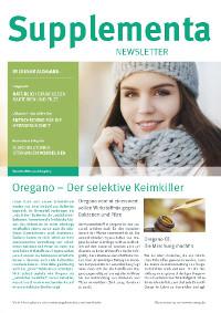 Supplementa Monatsnews im März 2021