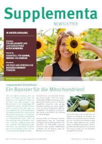 Supplementa Monatsnews im August 2021