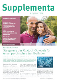 Supplementa Monatsnews im September 2021